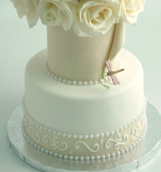 Small wedding cakes creative cakes by donna junglespirit